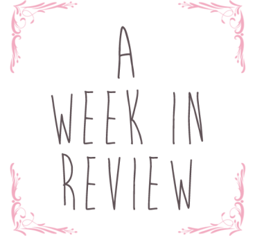 A week in review