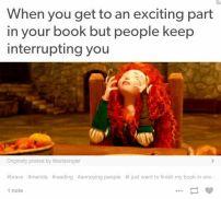 Interupting