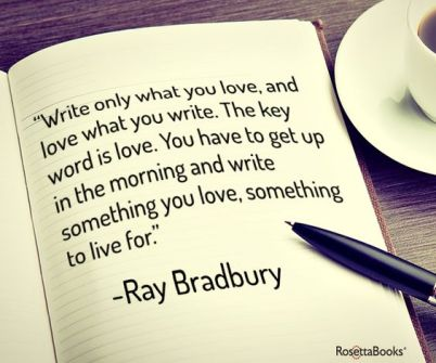 Only what you love