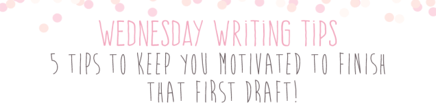 Wednesday Writing Tips