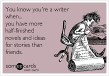 You know youre a writer when