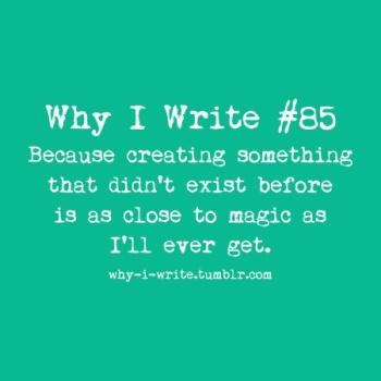 writing-is-magic